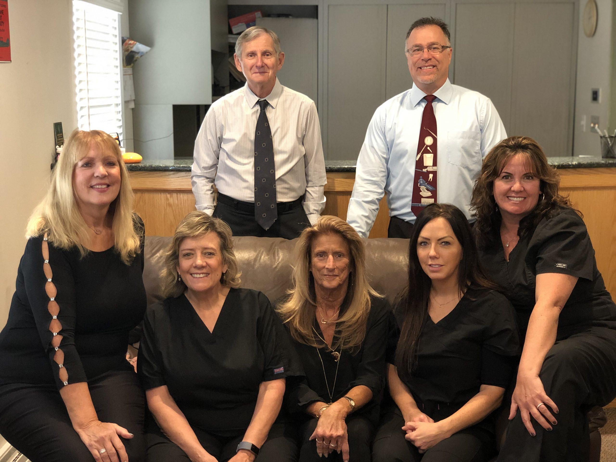 Dental Staff of Dr. Edward Filangeri